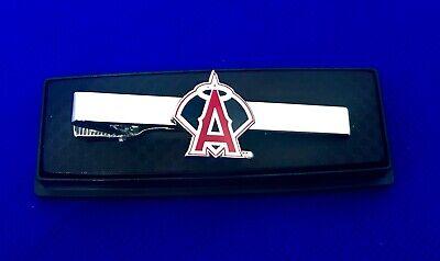 Anaheim Angels Baseball Tie Bar Team Logo Tie Clasp Sports Tie Clip NEW Angels Bar Anaheim