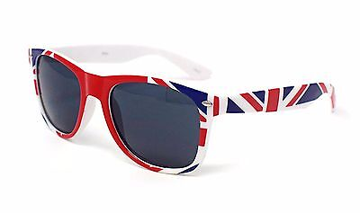 Erwachsene Great Britisch Großbritannien Sonnenbrille Union Jack Patriotisch