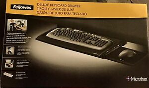 Fellowes Deluxe Keyboard Drawer