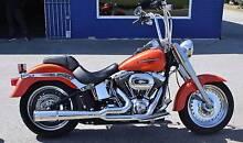 2012 Harley Davidson Fatboy (FLSTF) Rockingham Rockingham Area Preview