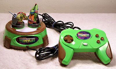 Teenage Mutant Ninja Turtles Video Game Controller Console Hero Portal TV Game