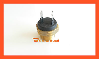 2 Terminal Radiator Engine Cooling Fan Temperature Switch Sender VW Ford