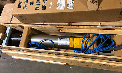 100 Hp Grundfos Stainless Steel Sp Submersible Pump With Motor Mms8000