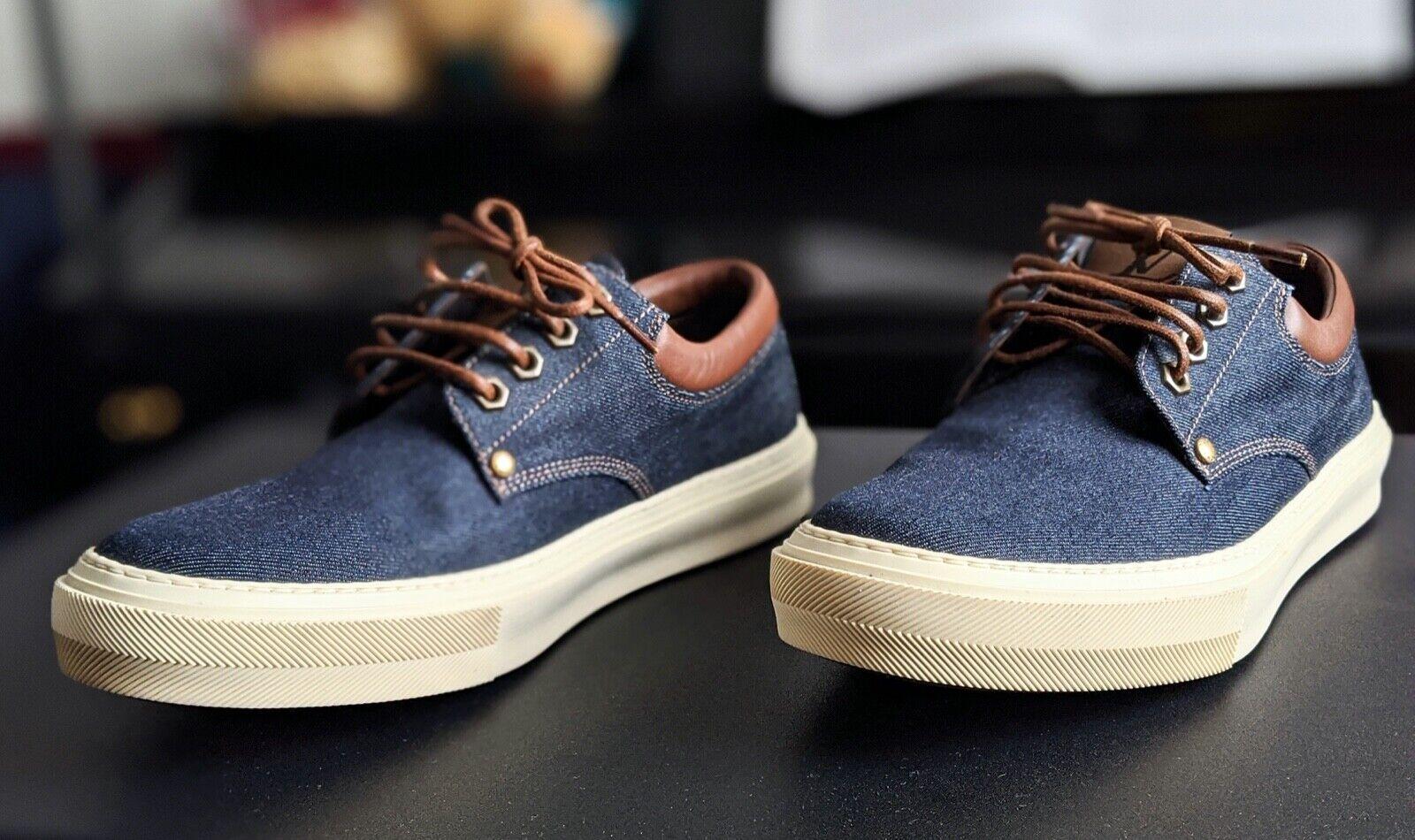 Louis vuitton sneakers goncourt derby