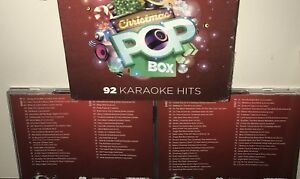 KARAOKE XMAS  SONGS (92):ELVIS,QUEEN,EAGLES ..($119)