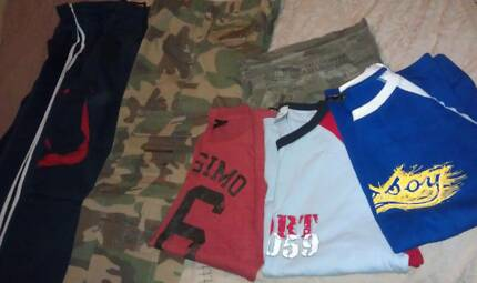 BOYS SIZE 10 CLOTHING PACK San Remo Wyong Area Preview