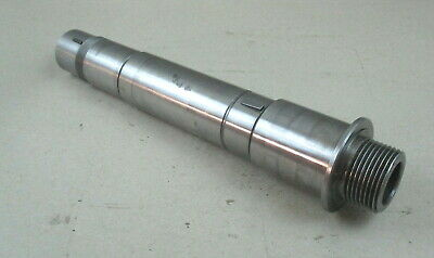 Headstock Spindle Assembly 1 78 X 8 Tpi From A South Bend Heavy 10 Lathe