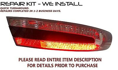 REPAIR KIT 4 Aston Martin DB9 DBS Vantage Virage Rapide Tail Light Lamp Assembly