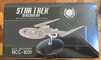 Star Trek Discovery Official Starships Collection #2: USS Discovery NCC-1031