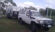 2013 Lotus Trooper and 2009 Toyota Troop Carrier combo Colac West Colac-Otway Area Preview