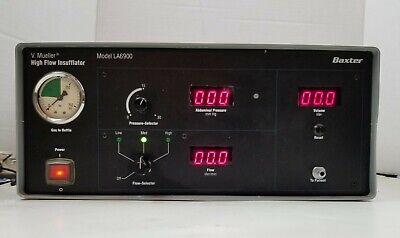 Baxter La6900 High Flow Insufflator. Used.
