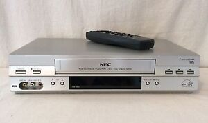 NEC VHS Player/Recorder with Remote Padbury Joondalup Area Preview
