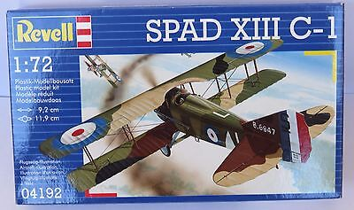 Revell Spad XIII C- 1 04192 Scale 1:72 in Box