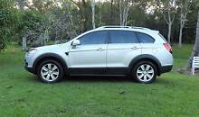 7 SEATER $63 P/Week LX Captiva DIESEL TURBO NO DEPOSIT FINANCE Worongary Gold Coast City Preview