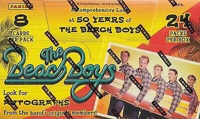 Panini 2013 The Beach Boys Hobby Box (Beach Boys Costume)