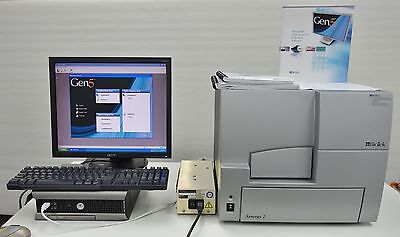 Biotek Synergy 2 Multi-mode Detection Microplate Plate Reader W Gen5 Software