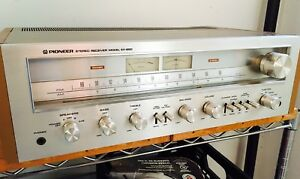 Vintage Pioneer SX-650 Stereo Receiver