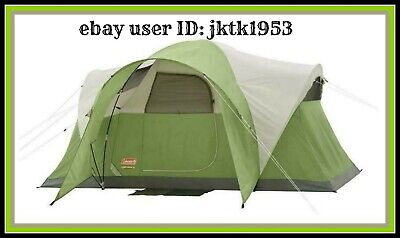 Coleman Montana  6 Person Tent 12' x 7' with 5'8