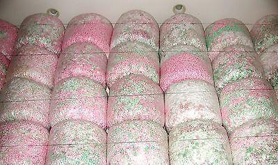 Styrofoam Peanut Packing Material 6 Bags45 Cf