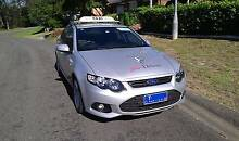 Taxi For Sale 2014 Ford Falcon XR6 Eco LPI Sedan Macquarie Fields Campbelltown Area Preview