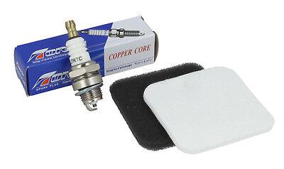 Air Filter, Spark Plug, Service Kit Set Fits STIHL HS80, HS85, HS74, HL75, HL75K for sale  Shipping to Ireland