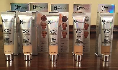 It Cosmetics Your Skin But Better Cc  Cream Travel Sz Fair Light Med You Choose