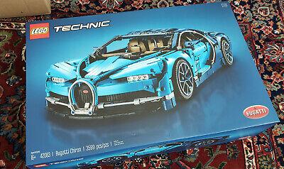 Lego Technic Bugatti Chiron (42083) - 100% COMPLETE - MINT