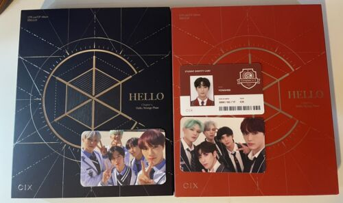 CIX Chapter 2 Albums Both Versions - $16.00