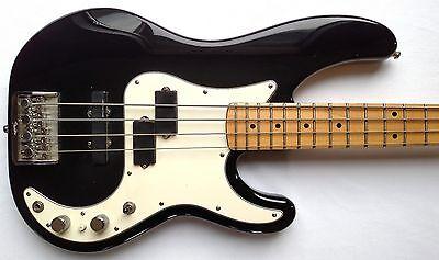 Fender Precision Bass Plus Rare First Year Fender Precision Bass 1989 USA w/HSC