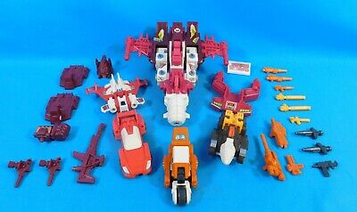 Vintage 1987 Computron Technobots Transformers G1 Generation One Hasbro Complete