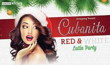 CUBANITA // Red + White // Latin Party  -  SAT 19TH DECEMBER 9pm Adelaide CBD Adelaide City Preview