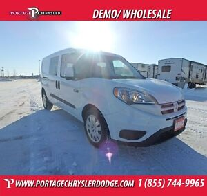 2015 Ram ProMaster City SLT *HEATED SEATS, REAR CAM, LOW KMS*