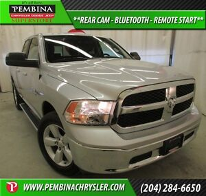2016 Ram 1500 SLT *REAR CAM, BLUETOOTH, REMOTE START*