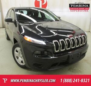 2015 Jeep Cherokee Sport *REMOTE START, BLUETOOTH, HEATED SEATS*