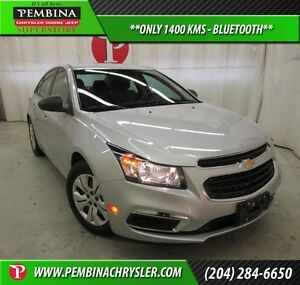 2016 Chevrolet Cruze Limited LS *ONLY 1400 KMS, BLUETOOTH*