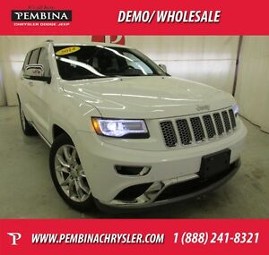 2014 Jeep Grand Cherokee Summit *NAV, COOLED LEATHER, REMOTE STA