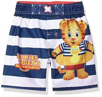 Daniel Tiger's Neighborhood Toddler Boys Character Swim Short Size 2T 3T - Toddler Tiger
