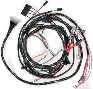 Corvette Engine Harness Ebay. 63 Corvette Engine Wiring Harness For Cars Without Ac New. Corvette. 1969 Corvette Wiring Harness Plete At Scoala.co