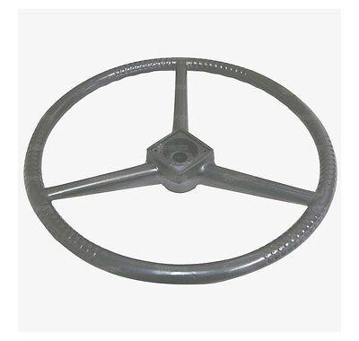 Steering Wheel Black Allis Chalmers D10 D12 D14 D15 D17 D19 D21 36 Splined