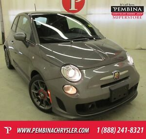 2013 FIAT 500 Abarth *HEATED SEATS, SIRIUS, ALLOYS*