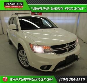 2014 Dodge Journey R/T *REMOTE START, BLUETOOTH, HEATED LEATHER*