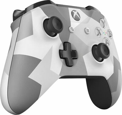 Microsoft WL3-00043 Xbox One Wireless Controller - Winter Forces Special Edition