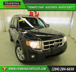 2011 Ford Escape XLT *REMOTE START, BLUETOOTH, HEATED SEATS*