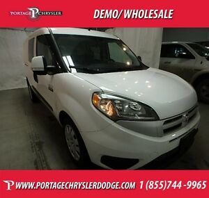 2015 Ram ProMaster City SLT *NEVER OWNED, REAR CAM, HEATED SEATS
