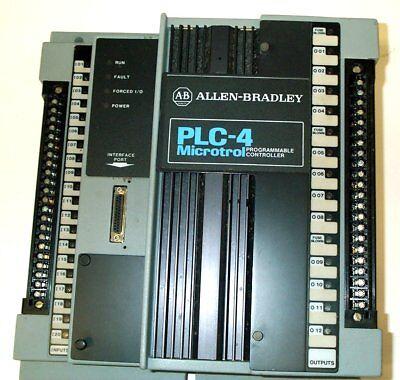 Allen Bradley Plc-4 Programmable Controller