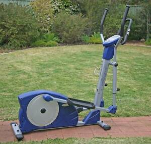 York Barbell Exergear X10 Elliptical Cross Trainer  High Quality. Gawler Gawler Area Preview