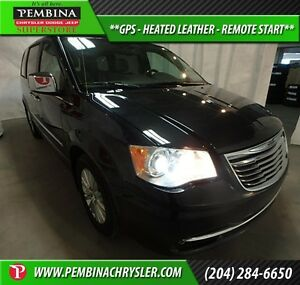 2013 Chrysler Town & Country Limited *GPS, HEATED LEATHER, REMOT
