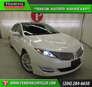 2013 Lincoln MKZ Base *REMOTE START, REAR CAM, HEATED LEATHER*