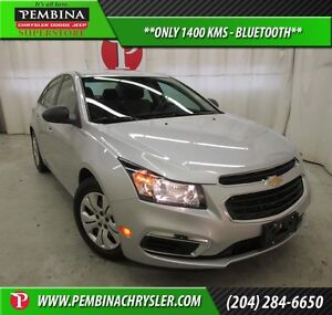 2016 Chevrolet Cruze Limited LS *ONLY 1400 KMS - BLUETOOTH*
