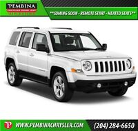 2015 Jeep Patriot North *COMING SOON, REMOTE START, HEATED SEATS